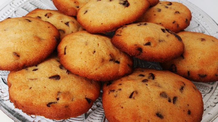 cookies listas para comer
